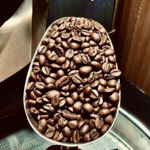 Hạt cafe Robusta rang