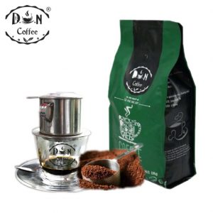 CAFE BỘT PHA PHIN D.O.N COFFE