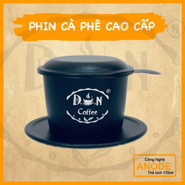 phin cafe nhôm màu cao cấp